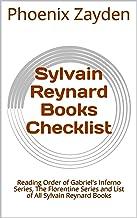 Sylvain Reynard  Books Checklist: Reading Order of Gabriel's Inferno Series, The Florentine Series and List of All Sylvain Reynard Books