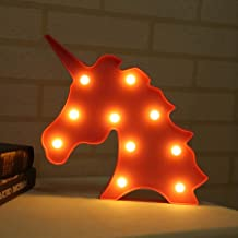 Jednorożec namiot biesiadny, lampka nocna do pokoju dziecięcego, lampka z jednorożcem, neonowa tabliczka do pokoju dziecię...