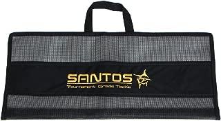 Santos Tournament Grade Tackle Offshore Big Game Teaser Lure Bag with 24 x 10-Inch Pocket