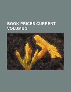 Book-Prices Current Volume 3