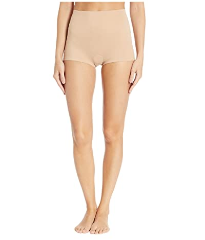 Maidenform Smoothing Boyshorts (Beige) Women
