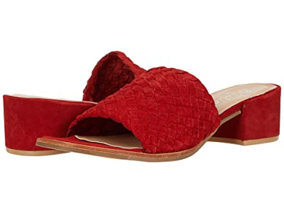 Matisse Andi (Red Leather) Women