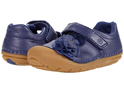 Stride Rite SM Aria (Infant/Toddler) (Navy) Girls Shoes