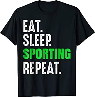 SPORTING Fans Funny Soccer Football Portugal T-Shirt