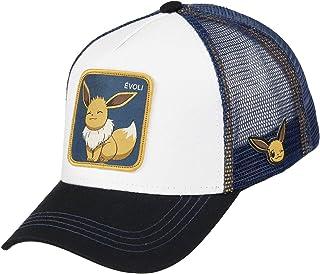 Capslab Evoli Trucker Cap Pokemon
