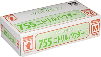 Okamoto Easy glove 755 nitrile M 100 pieces 755M
