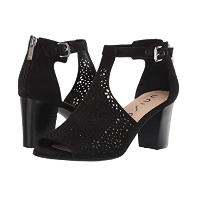 Unisa Premaa (Black) High Heels