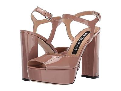 Sergio Rossi A81800-MVIV01 (Bright Skin Patent) High Heels