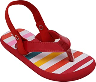 D'chica Riot of Colours Flip Flops for Girls