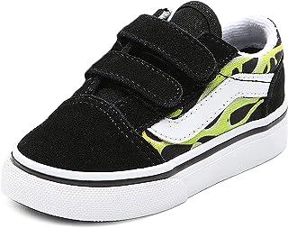 Vans Shoes Old Skool V Slime Flame CODE VN0A38JN31M