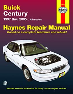 Buick Century (97-05) Haynes Repair Manual (Haynes Repair Manuals)
