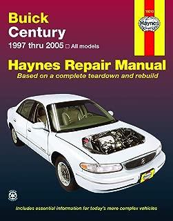 Best 97 buick century manual Reviews
