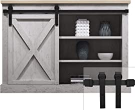 Best small barn door hardware for cabinets Reviews