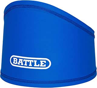 Battle Skull Wrap – Under Helmet Sweat Control Headband – Moisture Wicking Headband – High Performance Accessories for Football and High Intensity Sports, 8 Years and Up