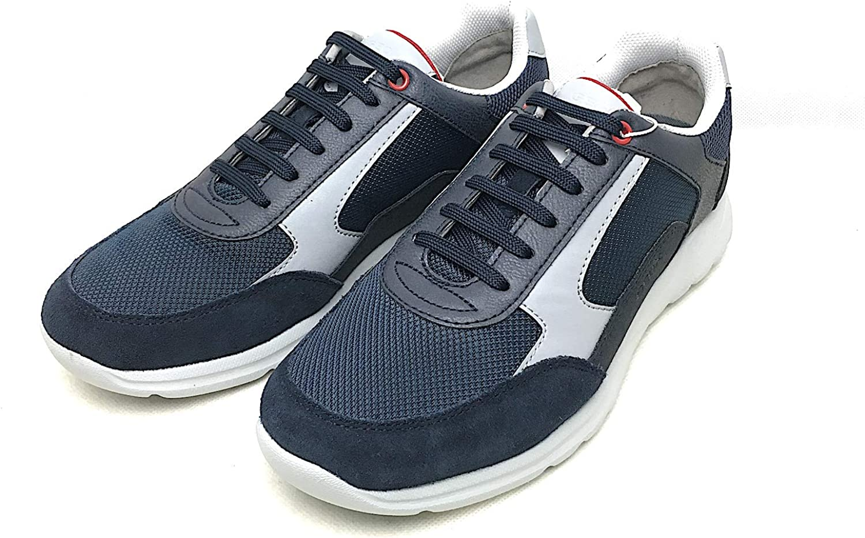 Geox Mens Erast Sneaker