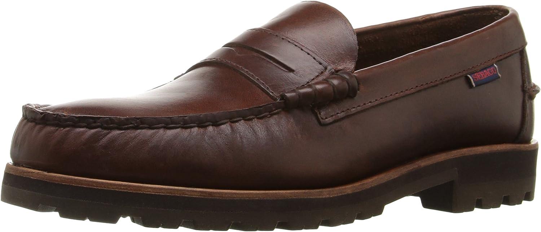 Sebago Men's Men's Vershire Penny Slip-On Loafer  die beste Auswahl an