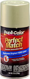 Dupli-Color BFM0376 Gold Ash Metallic Ford Exact-Match Automotive Paint - 8 oz. Aerosol