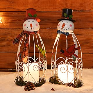 Best snowman candle ornament Reviews