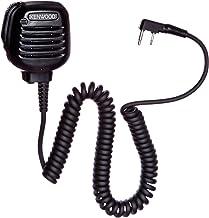 Kenwood KMC-45 Military Spec Speaker Microphone with Earpiece Jack
