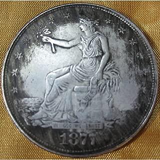 1877 one dollar coin