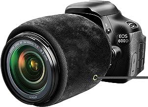 Upgraded USB Lens Warmer, Lens Defogging Heater Condensation Prevention Lens Warmer, Fast Warming for Universal Camera Len...