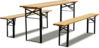 Amazon.fr : table pliante bois