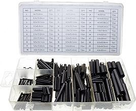 Federstifte-Set 330-teilig Federstifte gerade Stifte Rollstifte