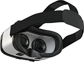 digib VR Headset for iPhone / Android Phone   New Virtual Reality Goggles 2019   AR/VR 3D 360 Glasses Compatible with Most Smartphones   Comfortable Adjustable VR Viewer with Full Eye Protection (Owl)