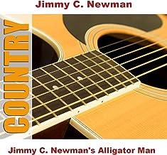 Jimmy C. Newman's Alligator Man