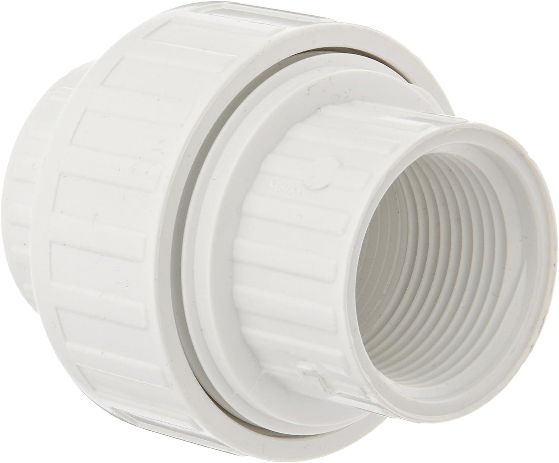 Spears PVC-Rohr Fitting, Union Union Union mit EPDM O-Ring, Schedule 40, NPT weiblich B009F3KO04  Hohe Qualität und Wirtschaftlichkeit 0f5dfa