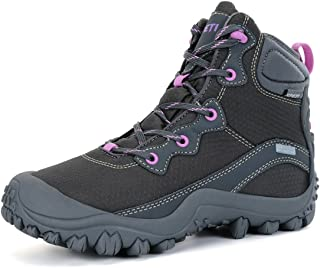 XPETI Women`s Dimo Mid Waterproof Hiking Outdoor Boot