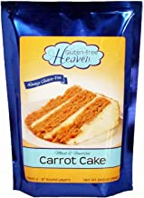Gluten-Free Carrot Cake Mix