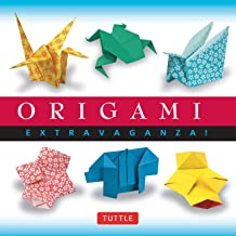 Origami Extravaganza!: Make Dozens of Fun and Easy Origami Projects with This Huge Origami Book: Includes 38 Projects: Great for Kids and Adults PDF