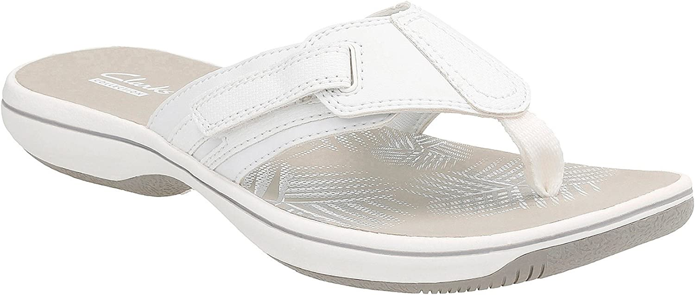 Clarks Brinkley JoJo H Thong Sandals