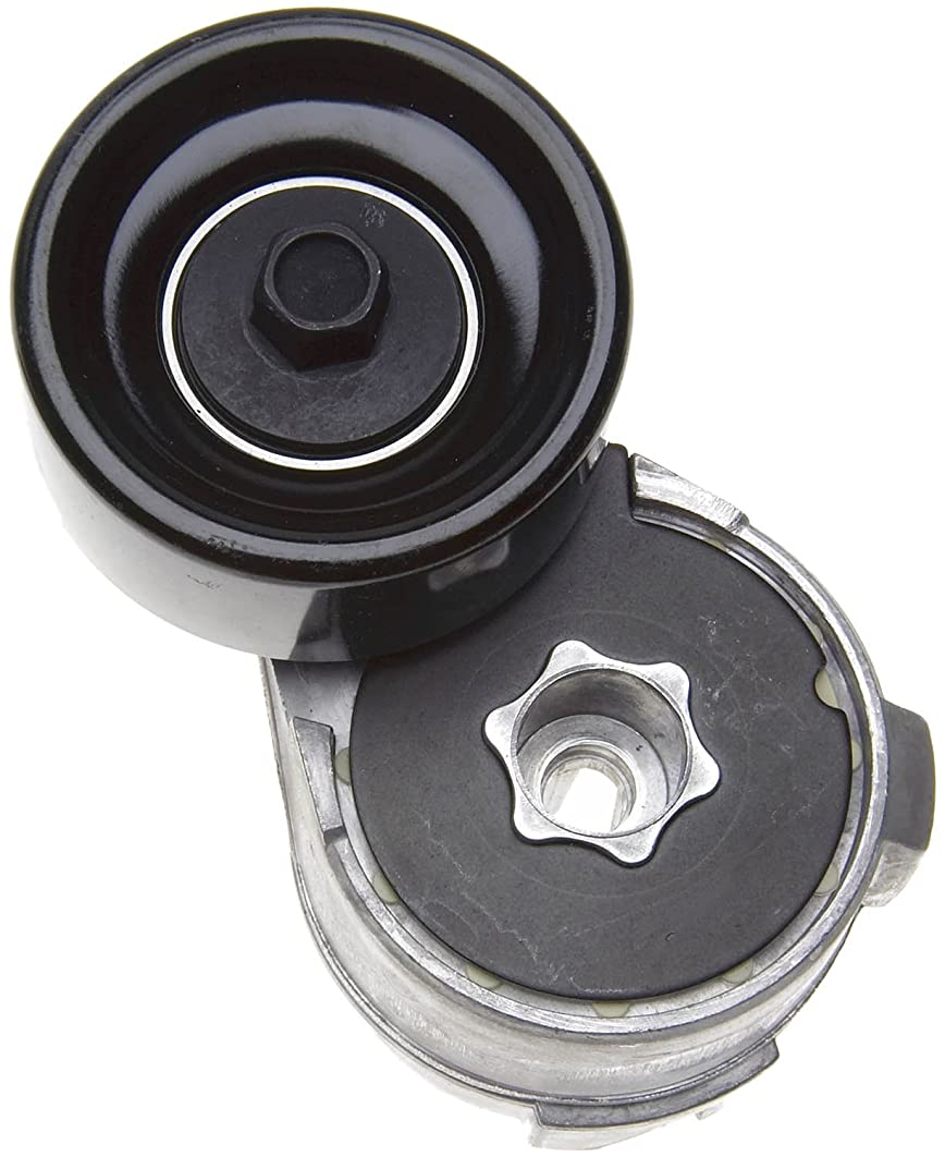 ACDelco 38365 Professional Automatic Belt Tensioner and Pulley Assembly