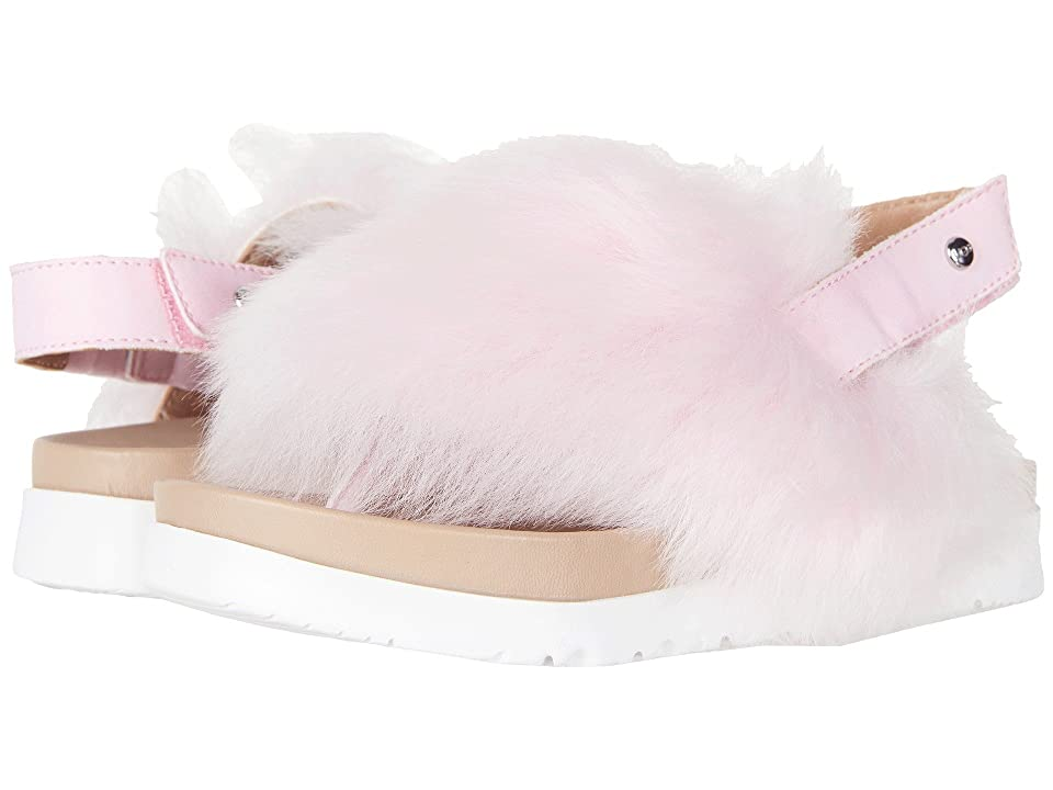 UGG Kids Holly (Toddler/Little Kid/Big Kid) (Seashell Pink) Girls Shoes