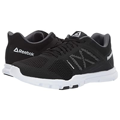 Reebok Yourflex Train 11 MT (Black/True Grey/White) Men
