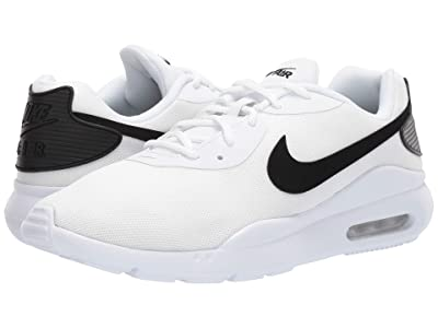Nike Air Max Oketo (White/Black) Men