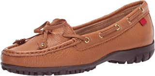 MARC JOSEPH NEW YORK Womens Genuine Leather Made in Brazil Cypress Hill Golf Shoe womens Golf Shoe