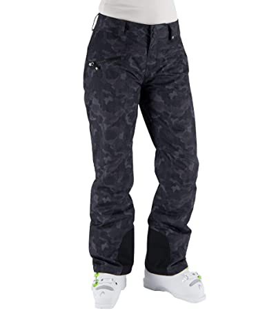 Obermeyer Malta Pants (Dark Denim Camo) Women