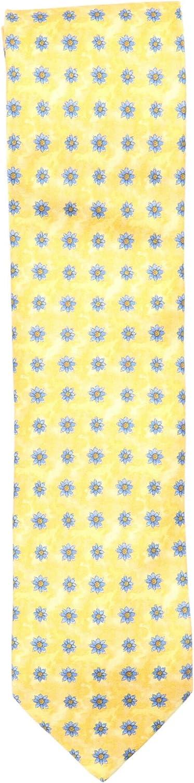 Italo Ferretti Men's Brevetto Patent Silk Necktie
