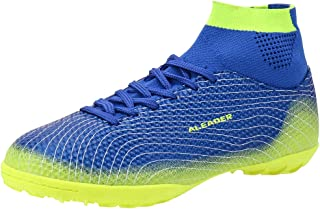 ALEADER Boy's Athletic Turf Indoor Soccer Shoes Football Boots (Little Kid/Big Kid)