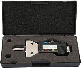 Medidor digital de profundidade de pneu, medidor digital de profundidade de pneu, tela LCD Acessórios de reparo de pneus F...