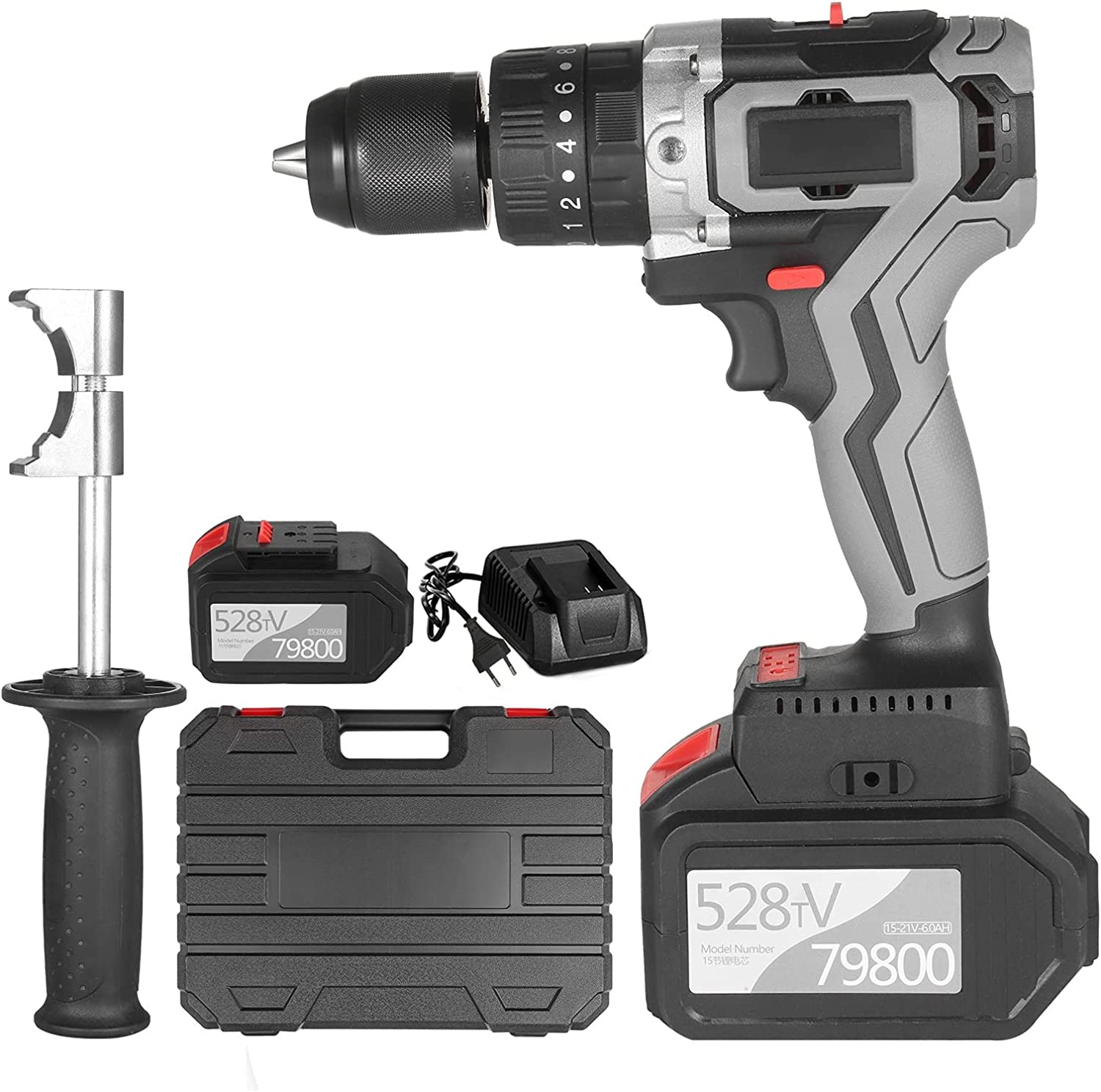 Tools on sale and clearance Screw Max 89% Superior OFF Drill Cordless Impact Electric