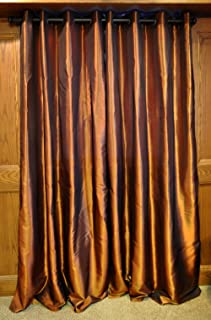 Best metallic bronze curtains Reviews