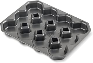Bakelicious 73843 Crispy Corner Brownie Pan, 10.5 x 13.63 x 1.5 inches