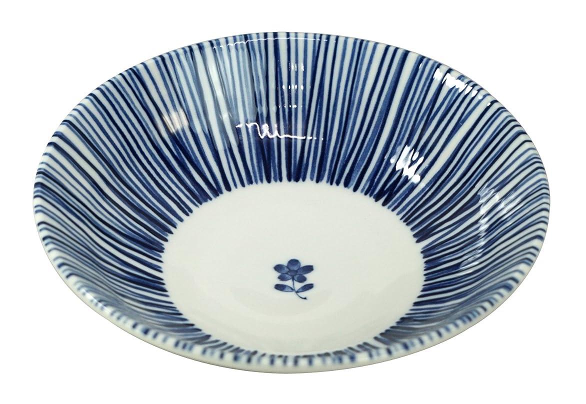 クーポン彼らのものプレミアみのる陶器 綾十草 軽量5寸浅鉢 2個セット