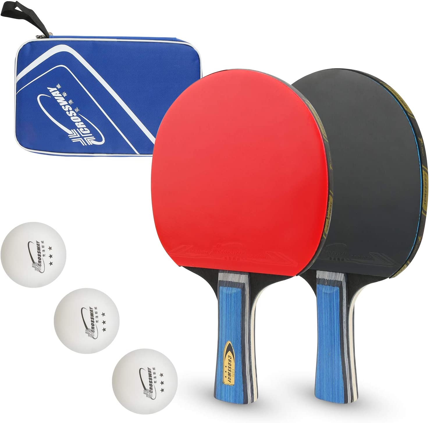 Mail order cheap Ideashop Ping Pong Paddle Set Tennis Table Portable Balls Super popular specialty store with