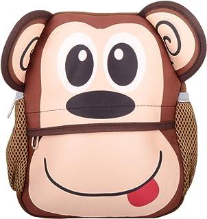 Zaino da viaggio per bambini/bambini/bambino 3D novità cartone animato animale zaino