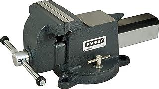 Stanley 183067 MaxSteel Heavy-Duty Bench Vice 125mm 5-inch